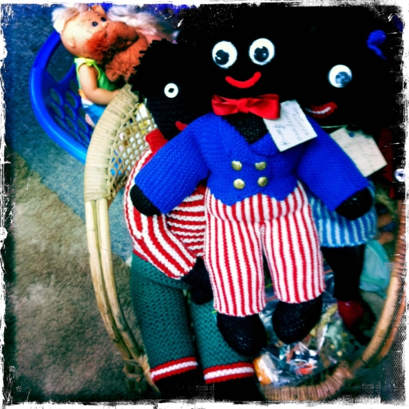 Racism - alive and well in Australian op shops