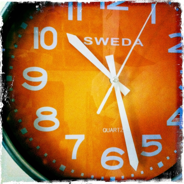 clock hipsta