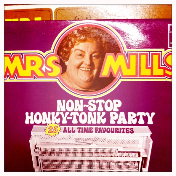 mrs mills honkytonk party